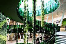 Architecture + Greenery