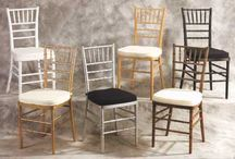 Chair Options / by Genesis Master Of Events