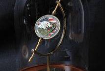 Challenge Coin Displays