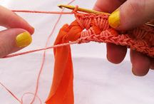 Diy crochet bracelet
