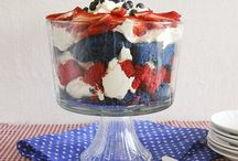 4th of July food / by Anna Wanzer
