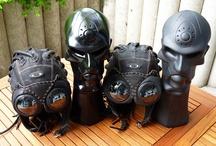 BLF masken