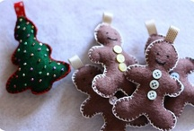 Cotton-Headed Ninny-Muggins / Christmas! Crafts! Cooking! Family! / by Stephanie Bellay