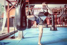 Muay Thai Inspiration