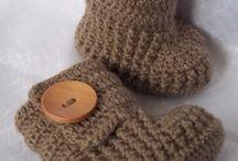 Pletení čepice botičky