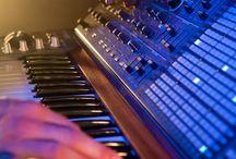 Synths,Keys, H.Studios...