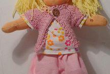 Mandula Dolls - 20 cm dolls