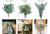 table decor /flower arrangements