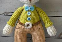 Crochet muñecos