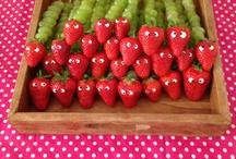 meyve sunumlari