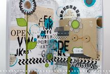 Art *Journaling / I could just get lost in here...