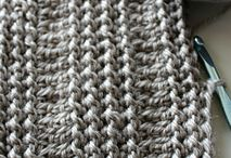 Crochet, knitting and other adventures