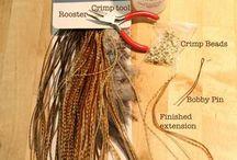 Hair & Makeup / by Tina Stitzel McCrae
