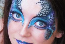Fashion - facepainting