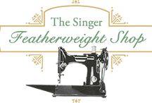 Singer Featherweight