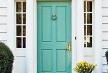 Foyers / Your entryway says a lot about your home. Make a great first impression!