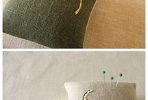 Jehelníčky | Pincushions
