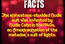 Rhinestone Facts