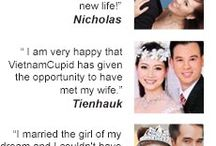 Success Stories / Inspirational love stories of those who have found their partners on VietnamCupid.com