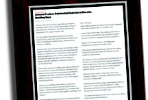 All Things Press Release / Press Releases are important information distributed for a purpose.  Here we take a look at how we create and frame Press Releases for display.  www.inthenewsonline.com / by In The News, Inc.