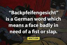language/font