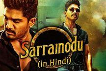 Hindi Movie: Sarrainodu
