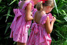 Vestidos chiquitas