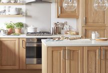 Country Kitchens / Whether you're looking for rustic charm or a modern farmhouse, create a homely and welcoming atmosphere with a country kitchen.