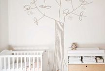 INSPIRATION: Baby Room Designs / Inspiration board for baby room decor