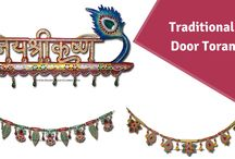 TRADITIONAL TORAN / Unique Collection of Traditional Toran By Madhurash