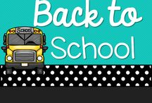Back to School / I deas for back to school / by Michelle Lanning