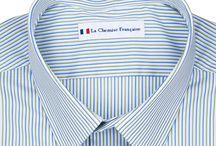 La collection Business de La Chemise Française / Confectionnée dans nos ateliers en France, optez pour la chemise pour homme business revisitée par La Chemise Française. La qualité de la confection traditionnelle a été modernisée pour le plus grand plaisir des connaisseurs les plus exigeants.