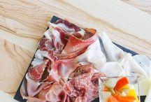 Ham & Cheese | Toasteria Italiana / The best selection of italian Salumi e Formaggi d'eccellenza. Served with mostarde and italiana giardiniera. The perfection