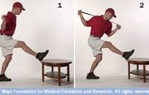 golf stretches