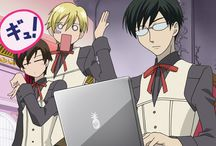 Ouran High host club