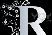R - Is for Roelina / by Roelina Greeff