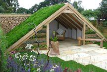 nápady v záhrade