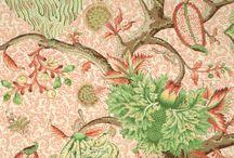 Fabrics and Wallpaper / Fabrics and wallpaper