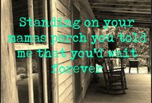 Lyrical Inspiration / by Grace DiMarco