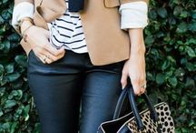 Leather Skinnies/Coated Jeans