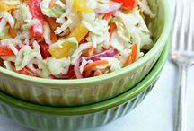Salads......