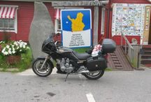 Motorcycle travel / Pics from my motorcycle trips
