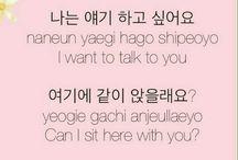 learn korean♡
