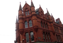 Gothic Dublin / Gothic Images from around Dublin