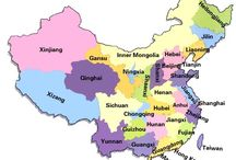 Abroad in Zhongguo / Places to visit