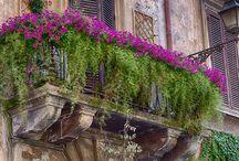 Идеи для балкона, летницы