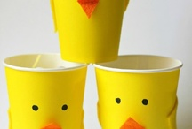 KID CRAFT IDEAS / Ideas for babysitting: kid's crafts that are fun, educational, and super adorable.