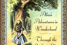 {alice in wonderland} / by Deborah Ondrejko