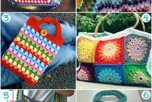 Crochet inspiration, patterns