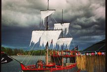 Pirate Ship Stills / Pirate Ship Eagle River, WI Pirates Hideaway